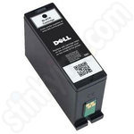 Extra High Capacity Dell Series 33 Black Ink Cartridge