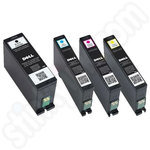 Multipack of Extra High Capacity Dell Series 33 Ink Cartridges