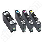 Multipack of Dell Series 31 Ink Cartridges