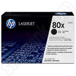 High Capacity HP 80X Black Toner Cartridge