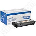 Extra High Capacity Brother TN3390 Toner Cartridge