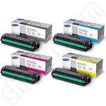 Multipack of Samsung CLT-506S Toner Cartridges