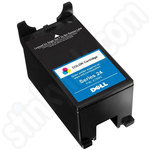 High Capacity Dell X769N Colour Ink Cartridge