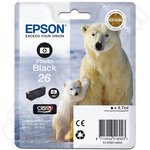 Epson 26 Photo Black Ink Cartridge