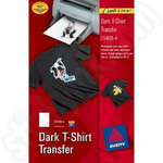 Avery A4 Dark T-Shirt Transfer Kit - 4 Sheets