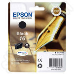 Epson 16 Black Ink Cartridge