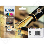 Multipack of Epson 16 Ink Cartridges