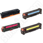 Multipack of Remanufactured HP 305 Toner Cartridges