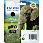 Epson 24 Black Ink Cartridge