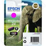 Epson 24 Magenta Ink Cartridge