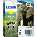 Epson 24 Yellow Ink Cartridge