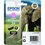 Epson 24 Light Magenta Ink Cartridge