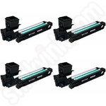 High Capacity Multipack of Konica Minolta A0WG0 Toner Cartridges