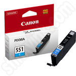 Canon CLi-551 Cyan Ink Cartridge