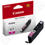 Canon CLi-551 Magenta Ink Cartridge