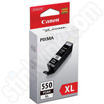 High Capacity Canon PGi-550 XL Black Ink Cartridge