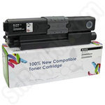 High Capacity Compatible Oki 44469804 Black Toner Cartridge