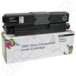 Compatible High Capacity Oki 44469804 Black Toner Cartridge