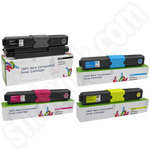 Compatible Multipack of High Capacity Oki 4446980 Toners