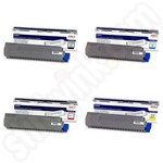 Multipack of Oki 4405921 Toner Cartridges