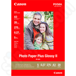 Canon PP-201 A3 Glossy Photo Paper - 20 Sheets