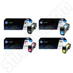 Multipack of HP CB390-83 Toner Cartridges