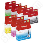 8-Cartridge Multipack of CLi-8 Ink Cartridges