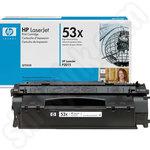 High Capacity HP 53X Toner Cartridge