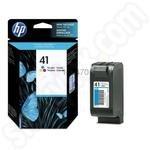HP 41 Colour Ink Cartridge