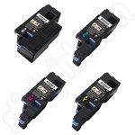 High Capacity Multipack of Dell 593-1114 Toners