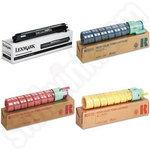Multipack of Ricoh 881124-7 Toner Cartridges
