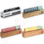 Multipack of Ricoh 881124-7 Toner Cartridges