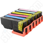 Compatible Multipack of High Capacity Epson 24 XL Ink Cartridges