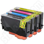 Multipack of Compatible High Capacity HP 364 XL Inks