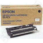 Epson S050033 Black Toner Cartridge