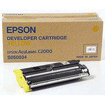 Epson S050034 Yellow Toner Cartridge