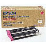 DISCONTINUED Epson S050035 Magenta Toner Cartridge