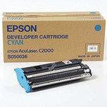 DISCONTINUED Epson S050036 Cyan Toner Cartridge
