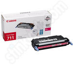 Original Canon 711 Magenta toner cartridge