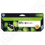 High Capacity HP 971 XL Magenta Ink Cartridge
