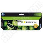 High Capacity HP 971 XL Yellow Ink Cartridge