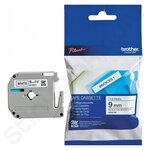 Brother P-Touch Tape 9mm Black/White K221BZ