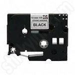 Compatible Brother TZe-231 Black on White Label Cassette