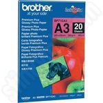 Brother A3 Glossy Photo Paper