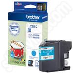 Brother LC22UC Cyan Ink Cartridge
