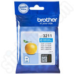 Brother LC3211C Cyan Ink Cartridge