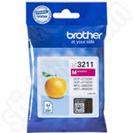 Brother LC3211M Magenta Ink Cartridge