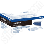 Brother TN-421BK Black Toner Cartridge