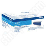 Brother TN-421C Cyan Toner Cartridge