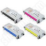 Remanufactured Brother TN04 Value Pack of cartridges